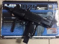 Пневматический пистолет-пулемет Cybergun MINI UZI