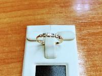 Кольцо Золото 585 (14K) вес 1.05 г