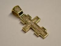Крест Серебро 925 вес 4.34 г