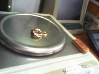 Серьги Золото 585 (14K) вес 4.84 г