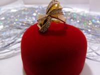 Кольцо И 101 Золото 585 (14K) вес 4.65 гр.