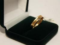Кольцо 3Н-1026 Золото 585 (14K) вес 2.11 гр.