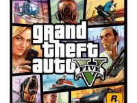 Диск PS3 GTA V