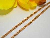 Цепь 1П 1210 Золото 585 (14K) вес 10.42 гр.