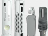 Приставка XBox 360 (белая) без джостика