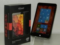 Планшет 4Good T803i Черный, Windows 10, Wi-Fi и 3G, 16Гб, в коробке