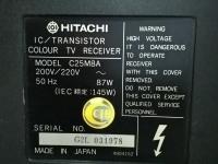 HITACHI C25M8A