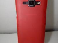 Смартфон Samsung Galaxy J1 SM-J100F Black, кробка, чехол, з/у, чек