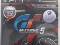 Диск для PS3 Gran turismo 5