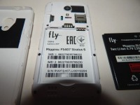 Смартфон FLY FS407 Stratus S