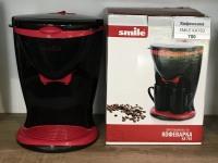Кофеварка SMILE KA783