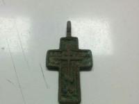 Крест нательный 19 век