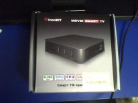 Медиаплеер iconBIT Movie Smart TV