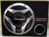 А/Сабвуфер Pioneer TS-WX303 (гол)