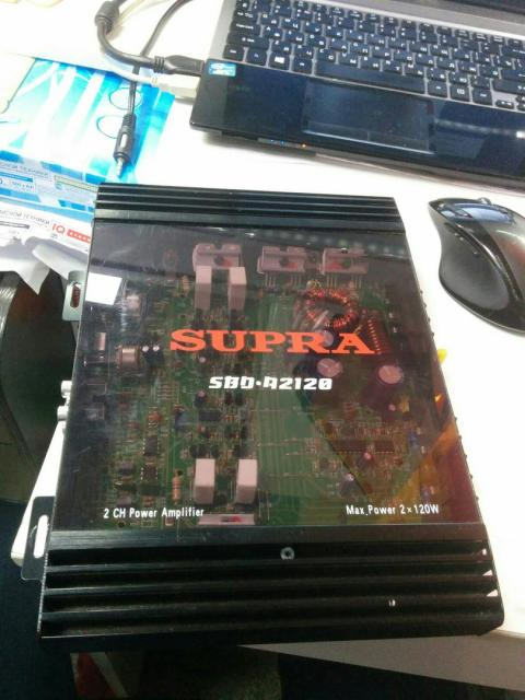 Supra SDB2120