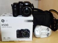 Фотоаппарат power series X500