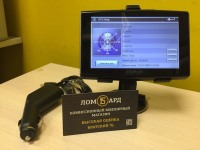 GPS-навигатор Explay ND-52B, крепление, з/у