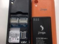 Мобильный телефон Jinga F-100
