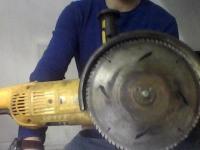 Болгарка Dewal D28414