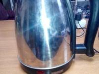 Чайник Promo серый