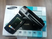 Видеокамера VX Samsung HMX-Q100BP Black