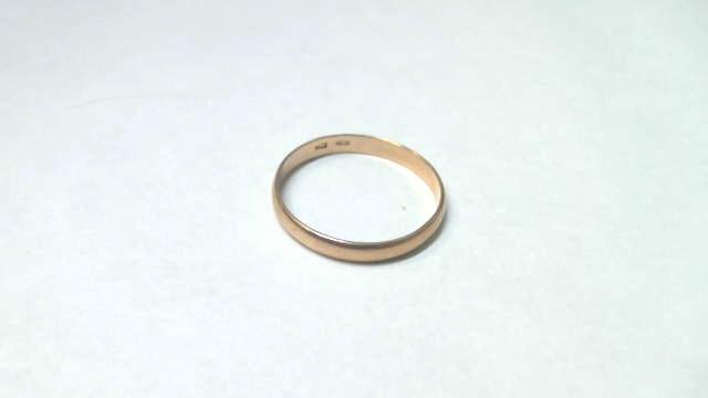 Обр. кольцо Золото 585 (14K) вес 2.08 гр.