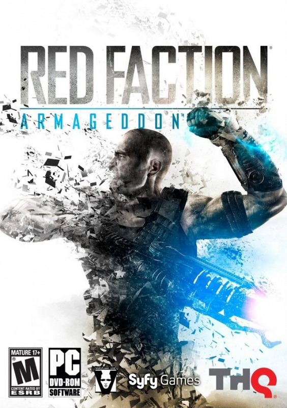 Диск PS3 Red Faction Armageddon