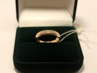 Кольцо 3Н1121 Золото 585 (14K) вес 2.90 гр.