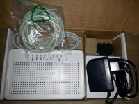 Роутер Eltex NTU-RG-1402G-W в коробке, з/у, кабели
