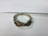 Кольцо Серебро 925 вес 2.91 гр.