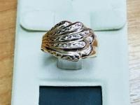 Кольцо Золото 585 (14K) вес 1.75 г