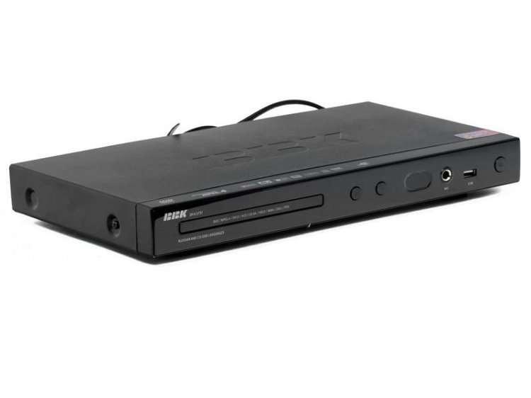 DVD-плеер BBK DV-437SI