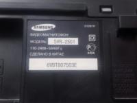 Видеоплеер samsung svr 2501 с пультом