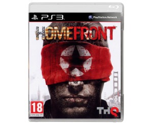 Диск PS3 Homefront