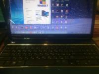 Ноутбук делл синий