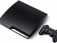Sony PlayStation 3 Slim 320 ГБ 3008b