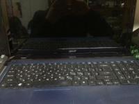 Ноутбук Aser 5750