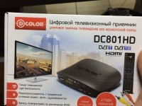 Ресивер Dcolor DC801HD