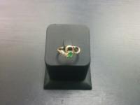 Кольцо Золото 585 с бр 3000 585 вес 2.18 г