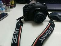 Фотоаппарат  Zenit 412LS