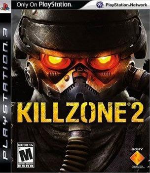Диск PS3 Killzone 2