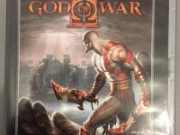 Диск God of War для PlayStation 2