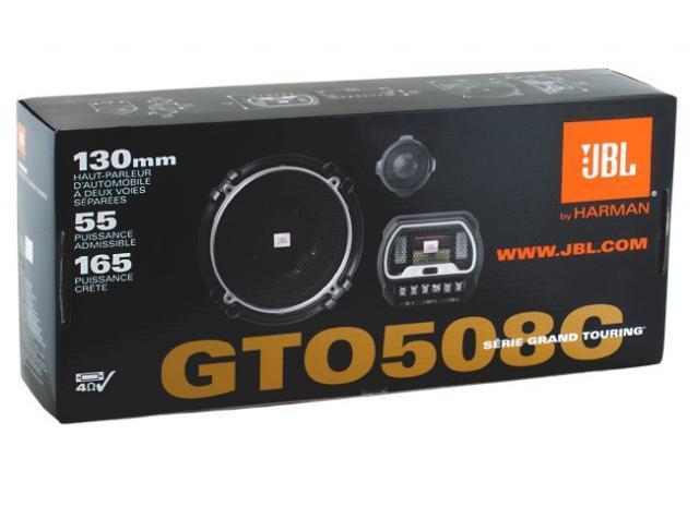 !Автоакустика JBL GTO-508C