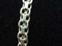 Браслет серебряный Серебро 925 вес 4.38 гр.