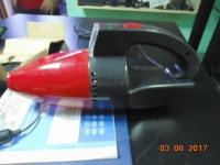 Автомобильный пылесос leomax