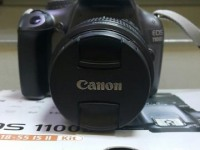 Фотоаппарат Canon EOS 1100D Kit 18-55 в коробке, сумка, з/у, р-во, USB-кабель