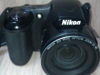 Nikon coolpix l820,фк 8 гб