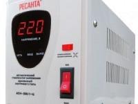 Стабилизатор напряжения Ресанта АСЦ-500/1Ц