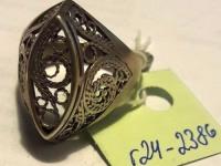 Перстень (г24-2386) Серебро 925 вес 4.30 г