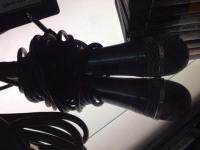 *Микрофоны для караоке Elenberg